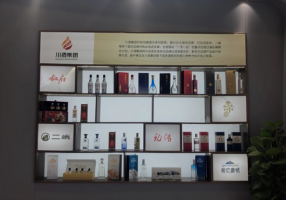 川酒旗舰号出场:五大核心品牌首度集结亮相秋糖会